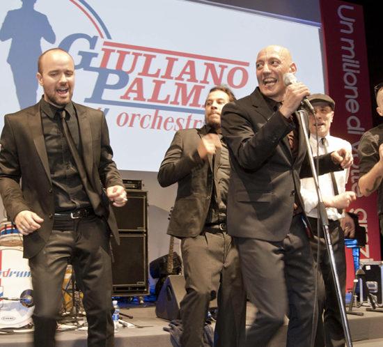 Giuliano Palma per Direct Line
