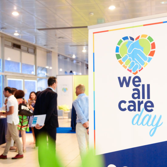 We all care day